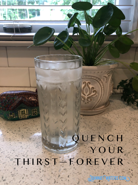 Quench Your Thirst–Forever